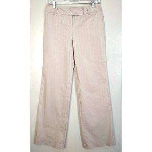 "EUC LOFT ""Ann"" Light Beige Dress Pants - Size 2"
